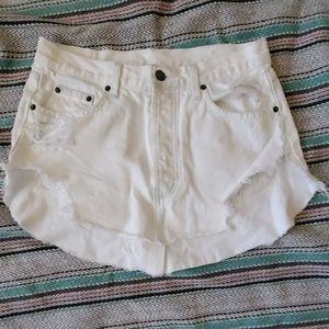Carmar Adriana Micro Mini Skirt Size 27